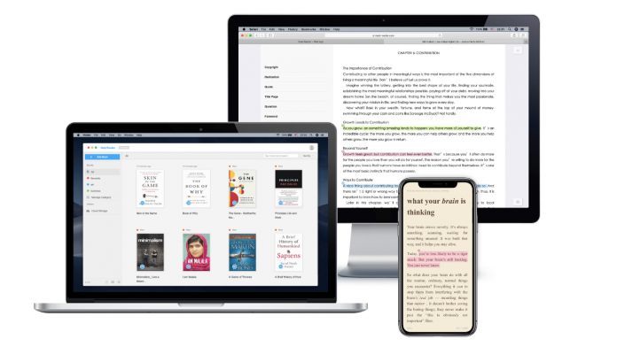 10 Best ePub Reader for Android, Windows and Mac